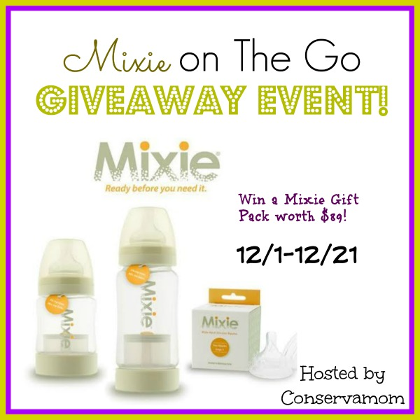 Mixie On the Go Giveaway