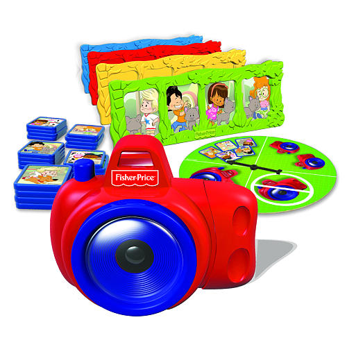 A new way to play, Fisher Price Little People Photo Discovery Game