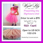 Wyatt Lily Giveaway Banner