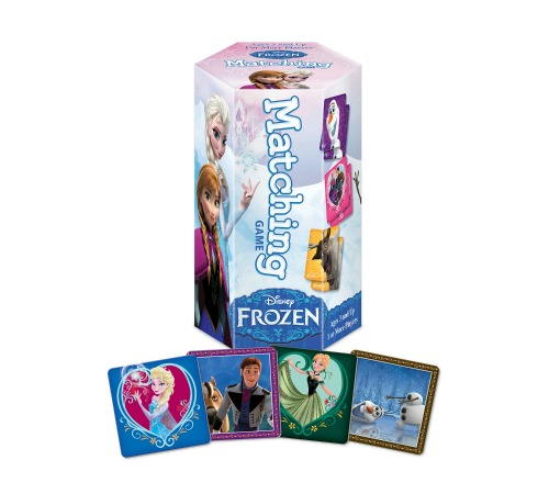 Disney Frozen Matching Game On-the-Go Edition