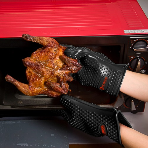 Grill Armor Gloves Silicone