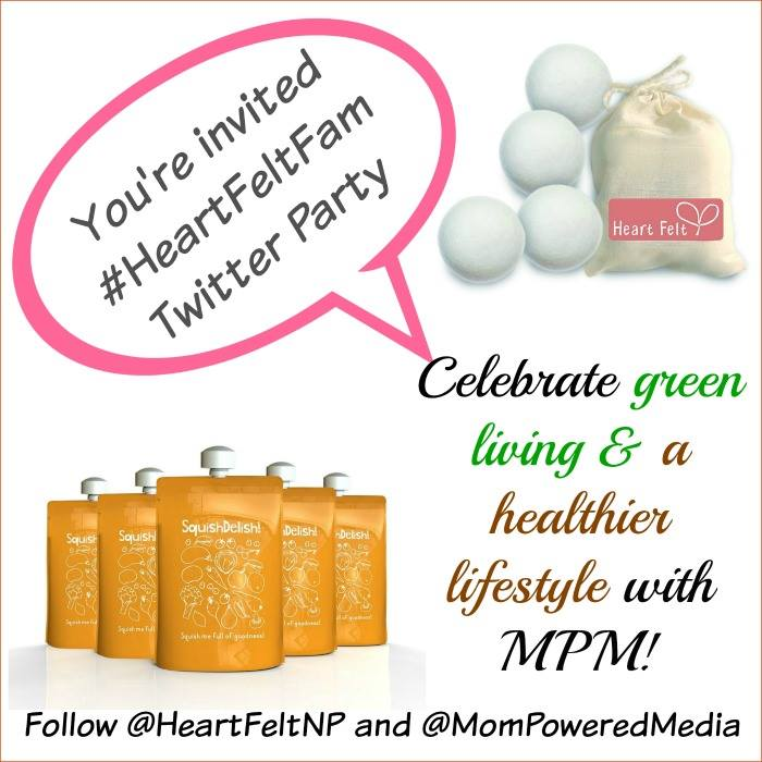 Join us for a #HeartFeltFam Twitter Party