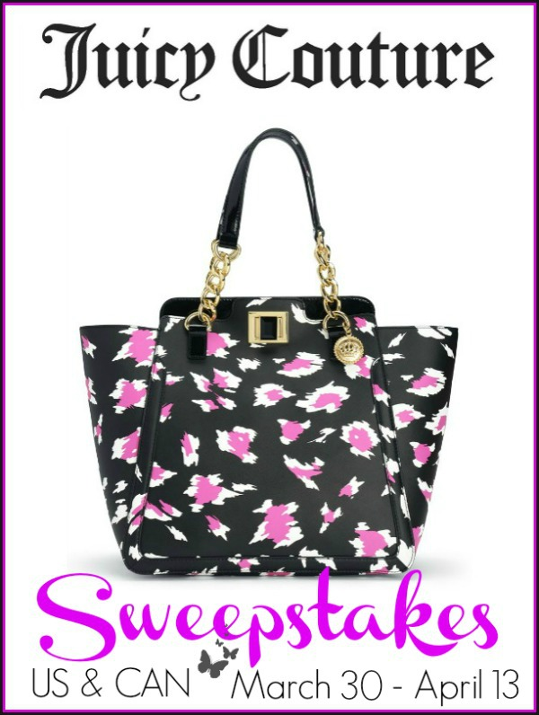 Juicy Couture Handbag Sweepstakes