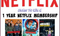 Win a Year of Netflix Here!