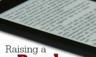 Raising a Reader In A Techno World