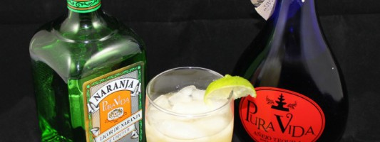 Sully Smash, Pura Vida Tequila Cocktail
