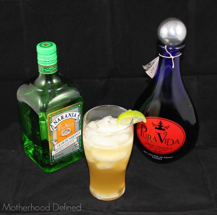 Sully Smash Pura Vida Tequila