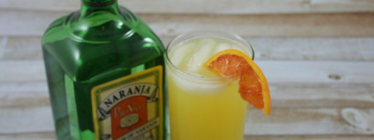 Yo Mama Cocktail with NARANJA