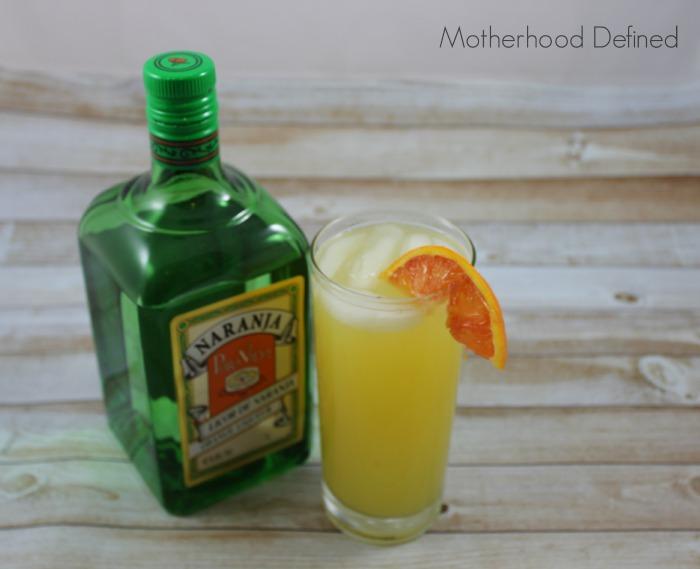 Yo Mama Cocktail with NARANJA