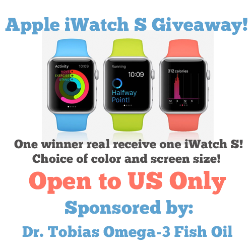 iwatch giveaway