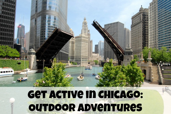 Get Active in Chicago Outdoor Adventures