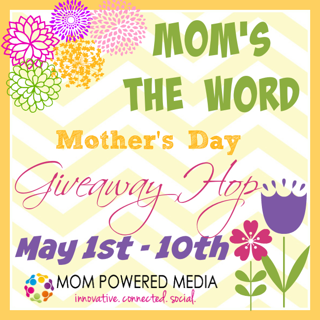 Mom's the Word Giveaway Hop