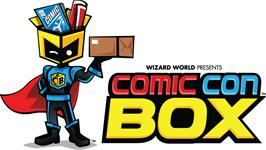 Finally a ComicConBox for geeks like me!