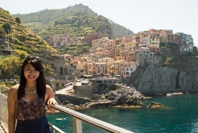 Winner of CroisiEurope's Photo Tour Summer Internship Sets Sail