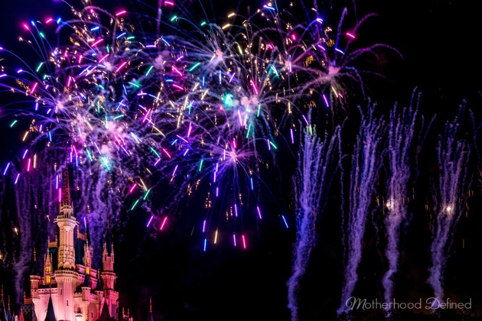Magic Kingdom Firework Show
