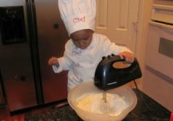 Step Stool Chef