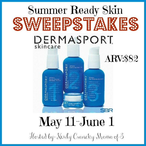 Summer Ready Skin Sweepstakes