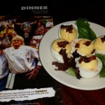 Hell's Kitchen Deviled Eggs & Menu