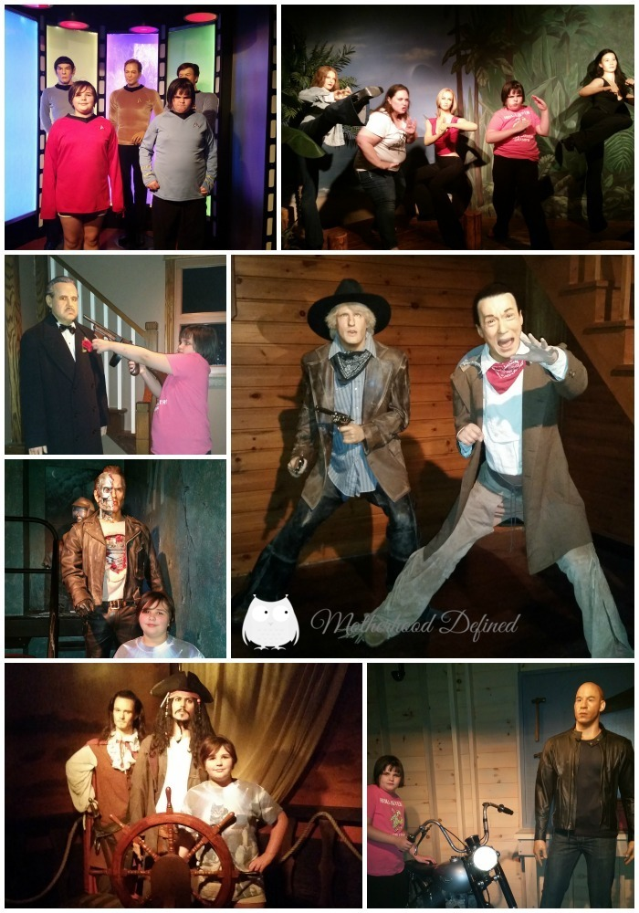 Hollywood Wax Museum Branson, MO