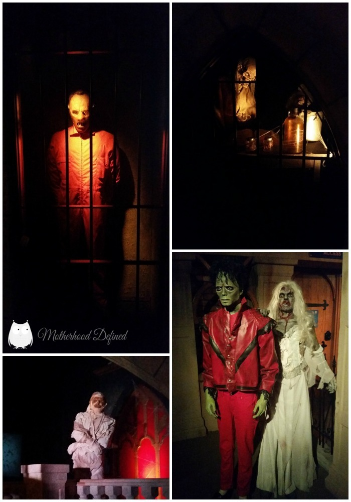 Horrors of Hollywood Wax Museum