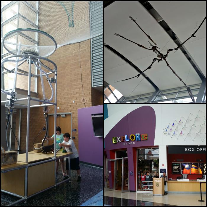 Science Museum Lobby