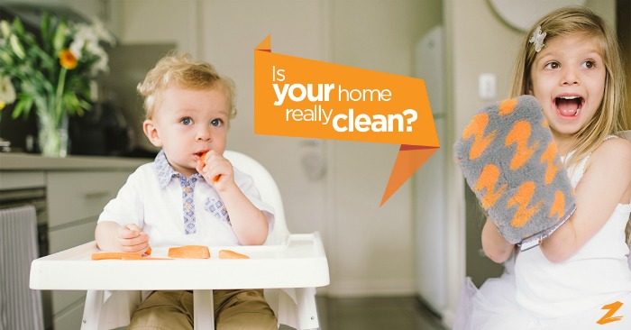 Is your home really clean