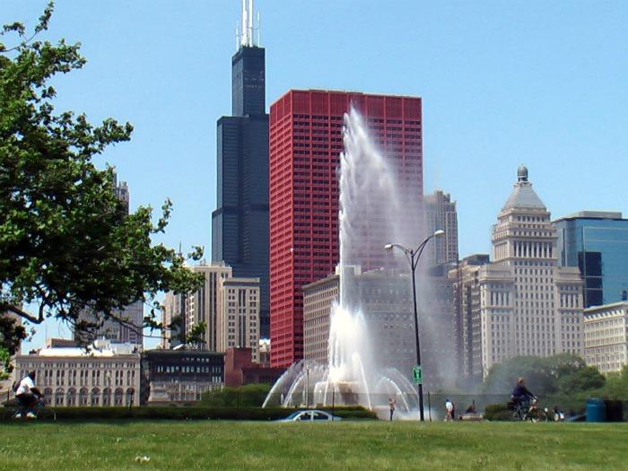 Weekend Getaway in Chicago ~ Willis Tower
