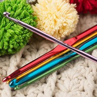 Crafters Need The Ohuhu Aluminum Crochet Hooks Kit #Giveaway