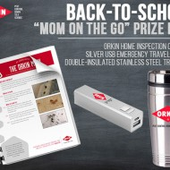 Orkin Household Pests 101 Back to School Giveaway
