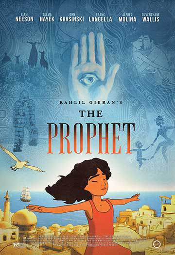 Kahlil Gibran's The Prophet Film Tickets Giveaway #Minneapolis