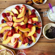 Terra's Kitchen Fruit Nachos