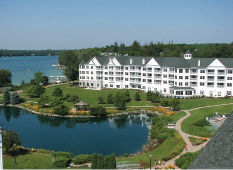 Escape to a Romantic Getaway at the Osthoff Resort, Wisconsin