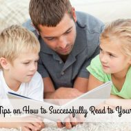 Five Tips on How to Successfully Read to Your Child