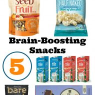 5 Brain-Boosting Summer Snacks