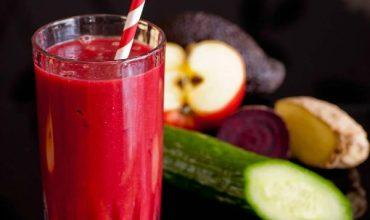 Rosy Glow Juice Recipe