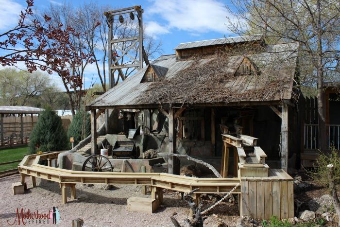 Reptile Gardens Wash Mine