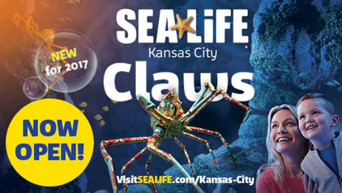 SEA LIFE Kansas City Aquarium