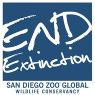 San Diego Zoo Global #EndExtinction Twitter Party