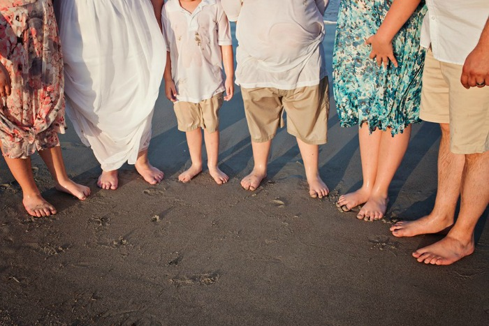 Motherhood Defined Family Beach Travel