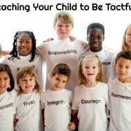 Teaching Your Child to Be Tactful
