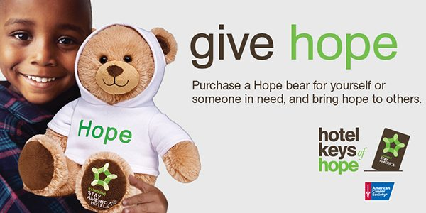 Give Hope with Extended Stay America #GiveHope