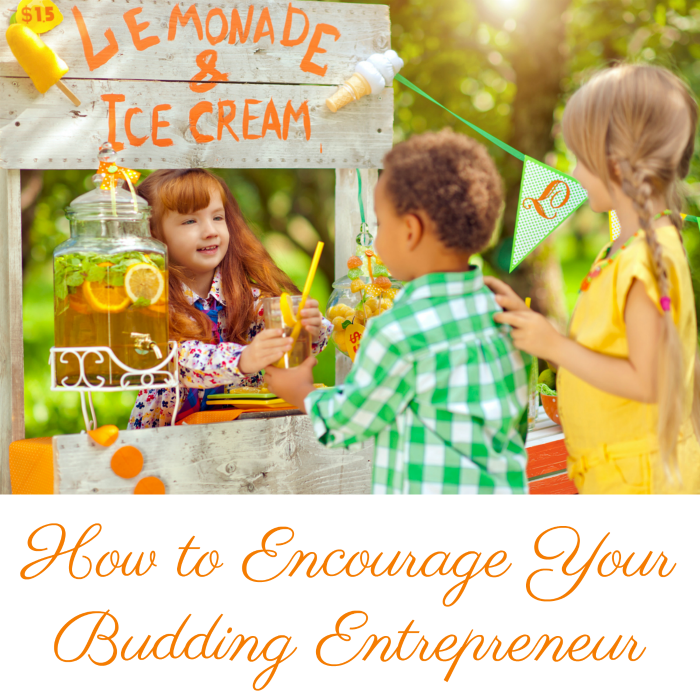How to Encourage Your Budding Entrepreneur