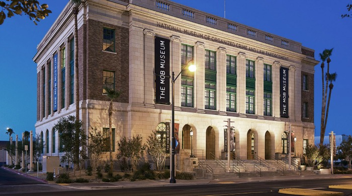 Check out the Mob Museum in Las Vegas and get $3 off with this coupon