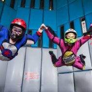 Review: Vegas Indoor Skydiving Offers Family Fun in Sin City