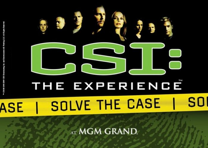 Review: CSI: The Experience at MGM Grand, Las Vegas