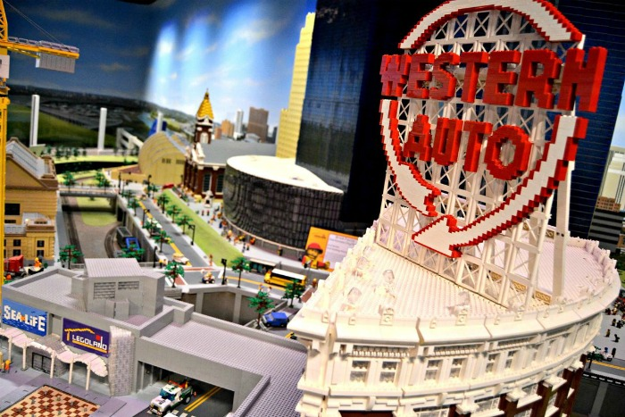 LEGOLAND Discovery Center Kansas City Miniland