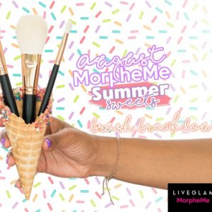 Full August Spoilers + Reader Only LiveGlam MorpheMe Coupon