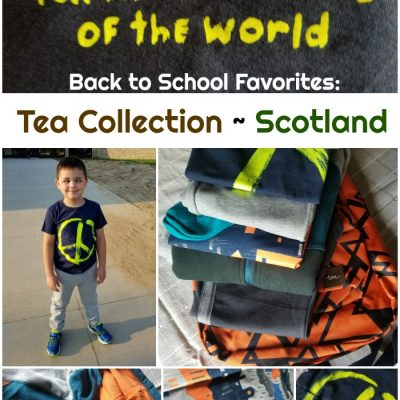 Back to School Favorites: Tea Collection Scotland