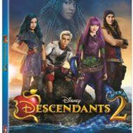 Disney's Descendants 2 DVD Review
