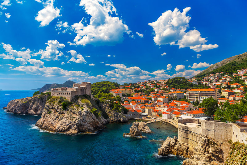 10 Interesting Places in Eastern Europe: Dubrovnik, Croatia
